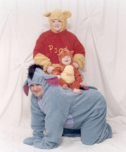 """""""furry-loving"""" family shows the fruits of their predilection"""